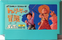 Tom Sawyer no Bouken [famicom]